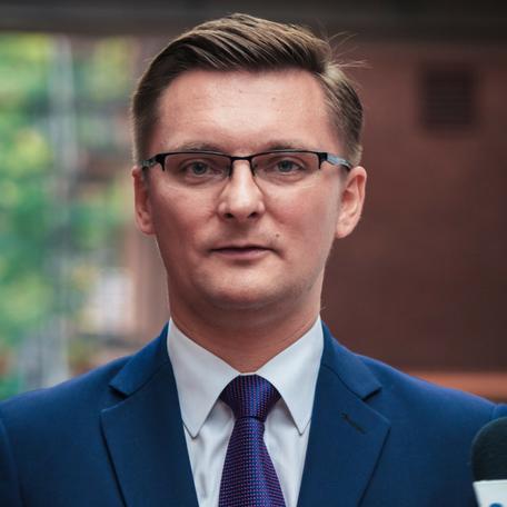 Marcin Krupa - Prezydent Katowic